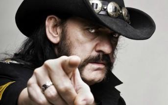 Motorhead, morto Lemmy Kilmister: la band lo annuncia su Facebook