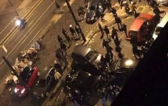 Napoli – Legia, scontri tra le tifoserie: ecco il bollettino di guerra