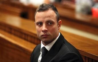 Oscar Pistorius condannato a 6 anni per l'omicidio della fidanzata