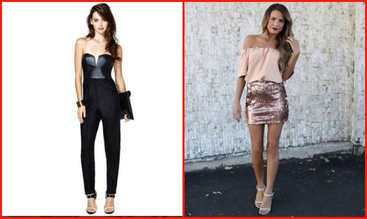 Capodanno 2016 Idee Outfit Come Vestirsi Alla Moda Per Il Cenone