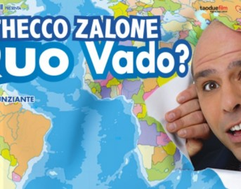 Ascolti tv Mediaset: Checco Zalone batte la fiction Rai