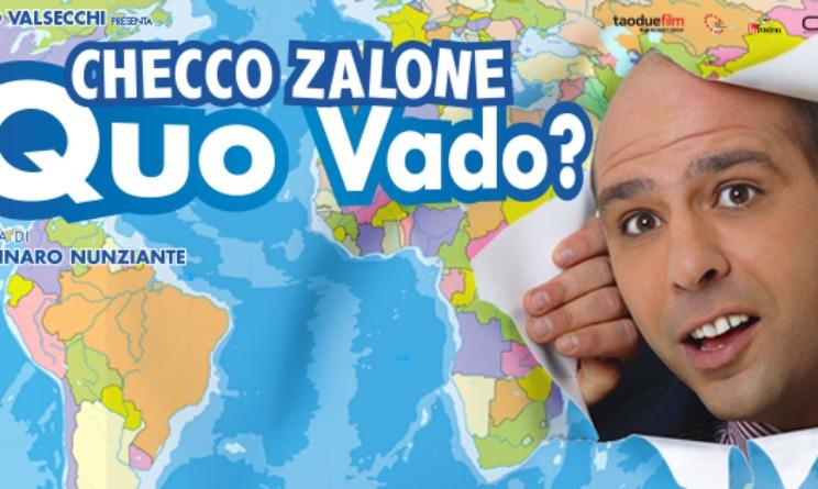 Checco Zalone, Celentano approva il brano