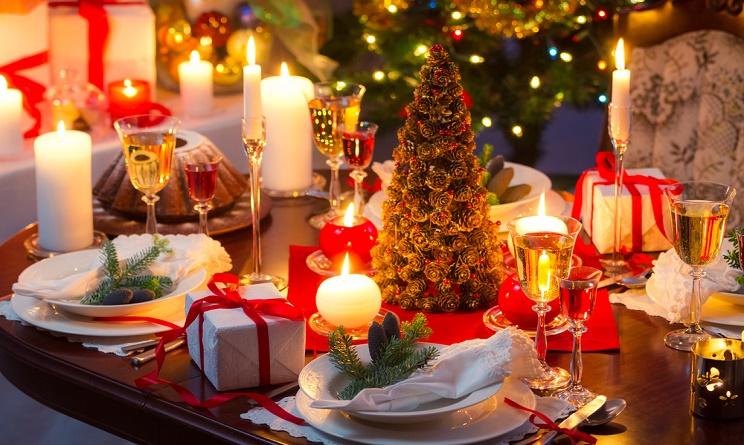 Natale 2015 decorazioni fai da te come preparare la - Decorazioni tavola natalizie fai da te ...