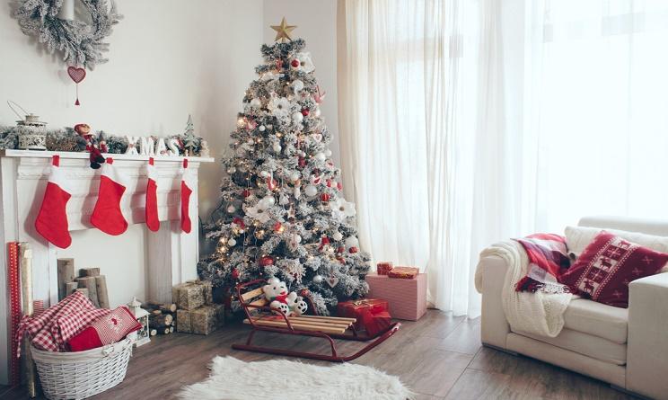 Natale 2015 addobbi casa i colori di tendenza per decorare l 39 albero urbanpost - Addobbi di natale in casa ...