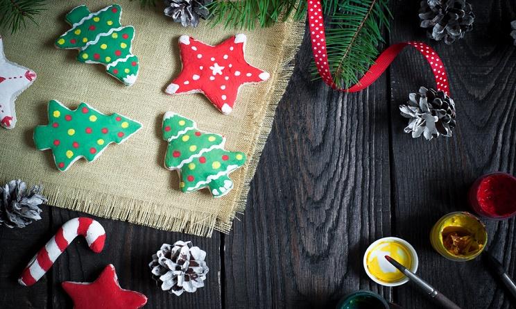 abbastanza Lavoretti creativi Natale 2015: decorazioni facili con la ricetta  OZ05