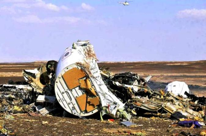 mosca disastro aereo sinai news