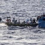 Migranti naufragio barcone