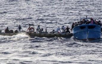 Migranti: naufragio davanti le coste libiche, si teme una strage