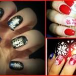 unghie natalizie, unghie natalizie 2015, unghie natalizie semplici, unghie natalizie gel immagini, unghie natale 2015, nail art natale, nail art natalizie,