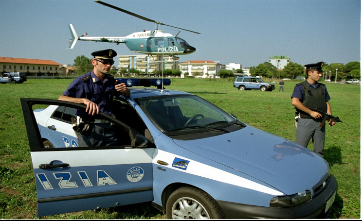 Bonus 80 euro forse di polizia