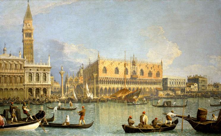 mostra brescia palazzo martinengo canaletto venezia