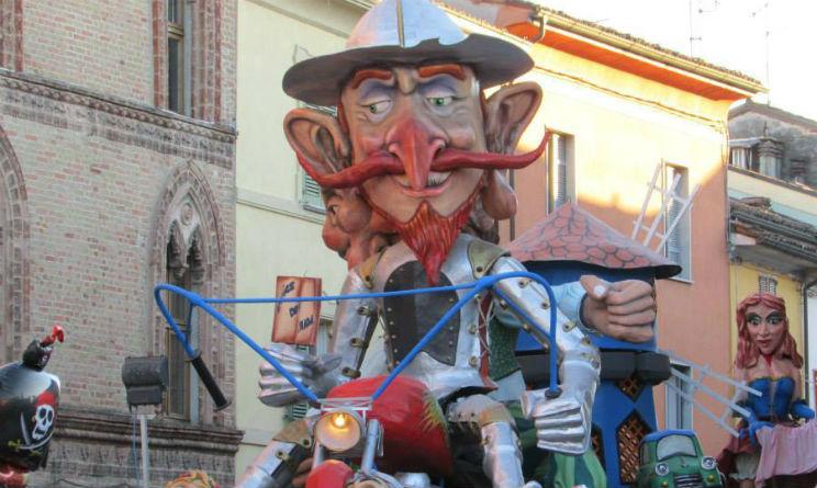 Carnevale in provincia di Parma 2016