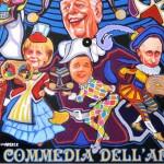 Carnevale Viareggio 2016 carri allegorici