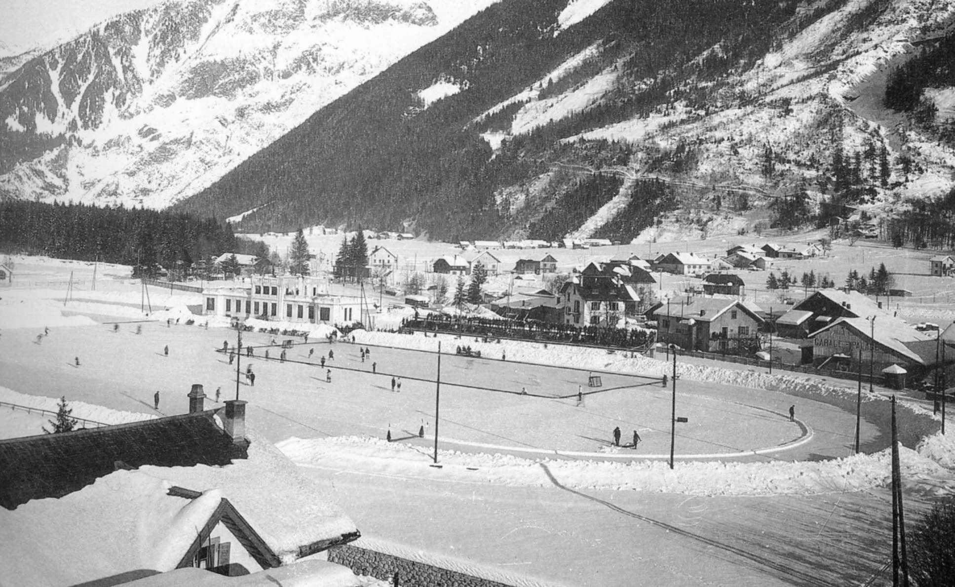Chamonix 1924 prime Olimpiadi invernali
