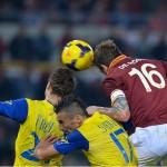 Chievo Roma diretta live