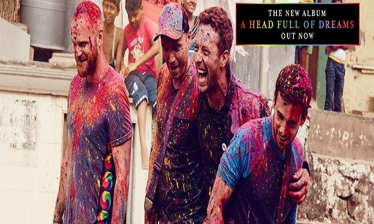 Ultimo album dei Coldplay