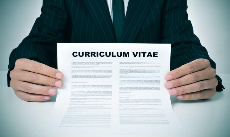 Curriculum vitae come compilarlo