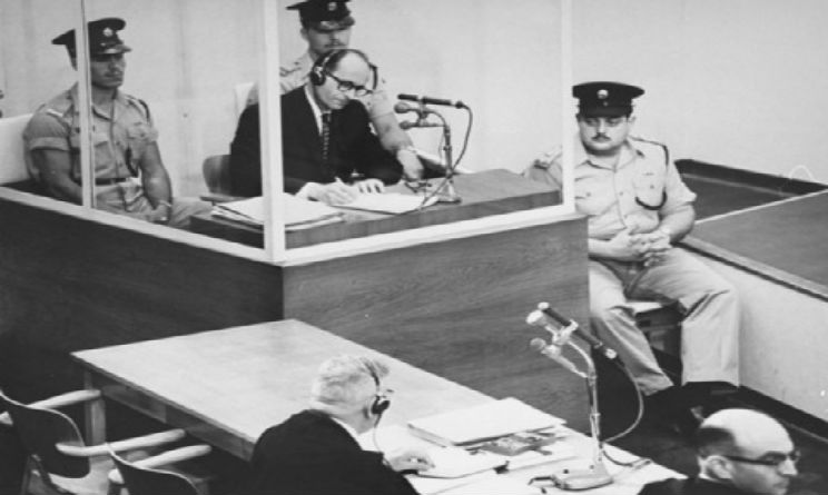 the eichmann show trailer