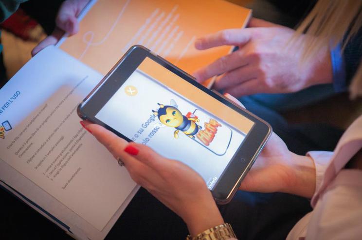 startup italia inglese bambini ellybee
