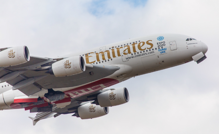 Emirates Airlines lavora con noi 2016