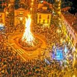 sagre e momenti di festa nel Lazio