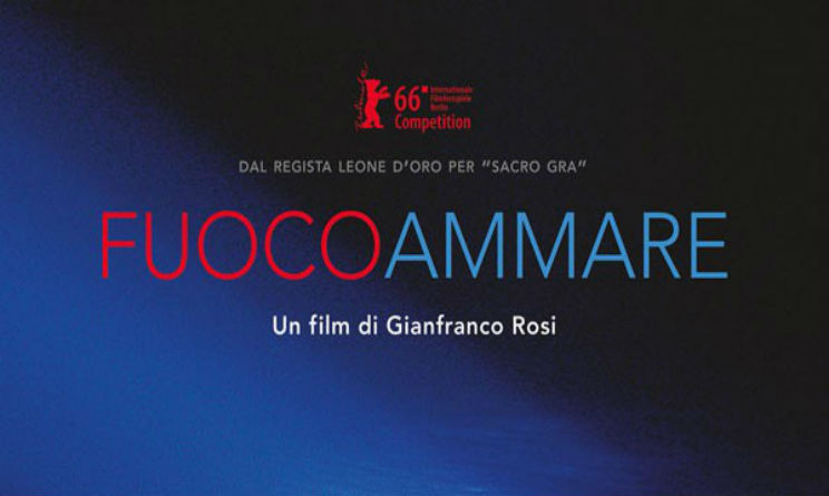 Fuocoammare su Rai 3: in TV il docufilm in corsa per l'Oscar