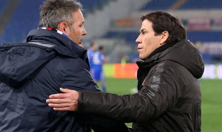 Formazioni ufficiali: Roma - Milan