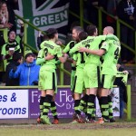 squadra vegana Forest Green Rovers
