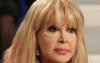 Isabella Biagini news, immagini inedite dal letto d'ospedale: ecco come sta l'attrice