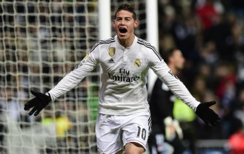 James Rodriguez: 'Mi voleva l'Inter'