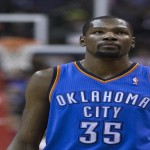 Kevin Durant cestista Nba