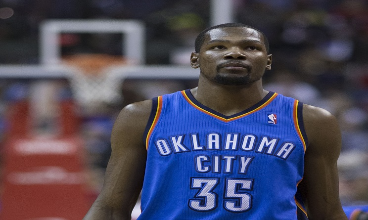 Kevin Durant cestista Nba