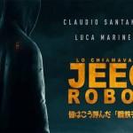 Locandina lo chiamavano Jeeg Robot
