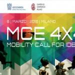 call for ideas startup mobilità
