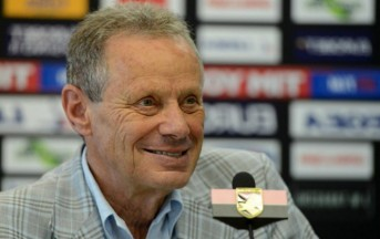 """Palermo cessione società, Zamparini scrive a Paul Baccaglini: """"Offerta ridicola"""""""