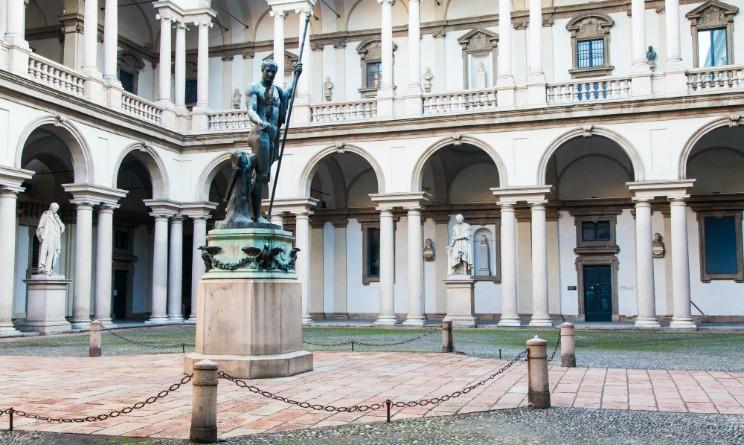 La pinacoteca di brera di milano si rinnova nuovi orari for Accademia di brera