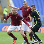 Roma Hellas Verona highlights