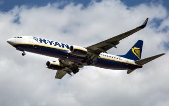 Palermo, pausa su volo Ryanair: atterraggio d'emergenza