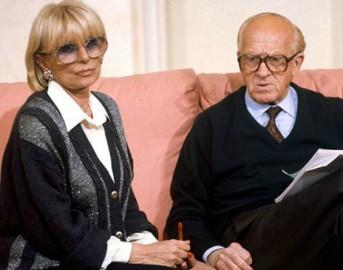 Sandra Mondaini e Raimondo Vianello a Domenica Live: l'ultima polemica sulla loro sepoltura