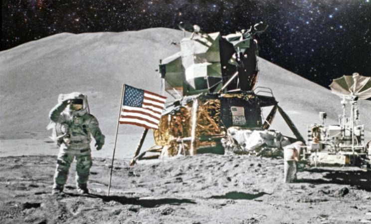 grandi complotti algoritmo sbarco sulla luna