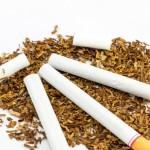 Tabacco sigaretta senza fumo