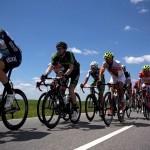 Ciclismo Tour San Luis caduta