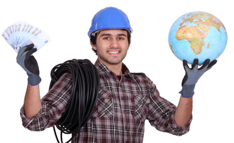 Trovare lavoro all'estero