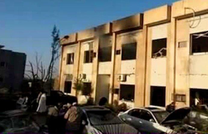libia isis rivendica strage