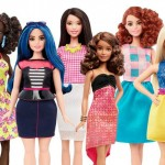barbie curvy, barbie curvy 2016, the fashionistas 2016, barbie cambia, barbie formosa, barbie bassa, evoluzione barbie,