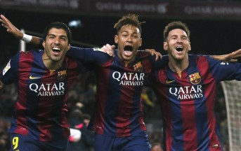 Barcellona – Psg 6-1 video gol, sintesi e highlights Champions League