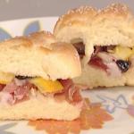 ricetta panino prosciutto crudo