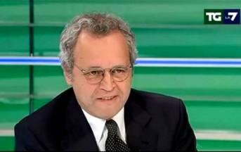"""Webete, Enrico Mentana: il neologismo del Direttore de La7 è il prossimo """"petaloso"""""""