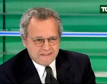 """Enrico Mentana a Matrix Chiambretti: """"Lei fa la più solenne fesseria della storia umana"""""""