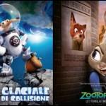 film d'animazione 2016, film d'animazione da vedere, kung fu panda 3, alla ricerca di dory, oceania, zootropolis, cartoni disney 2016,